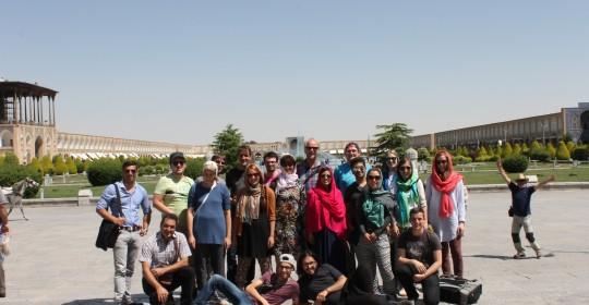 Pfingst-Exkursion in den Iran