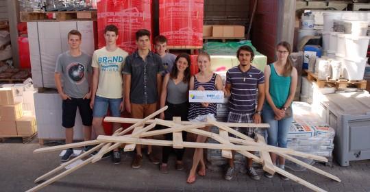 Brücken bauen – Schüleruni 2016