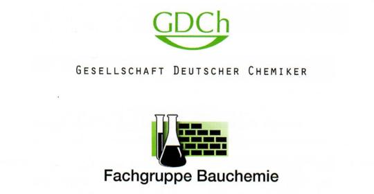 Tagung der GDCh-Fachgruppe Bauchemie